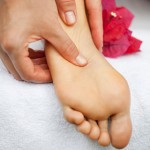 Foot Bath and Reflexology with Creation Essence