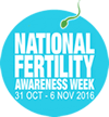 Fertlity Nutrition supports National Fertility Awareness week