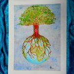 Goddess Earth Tree